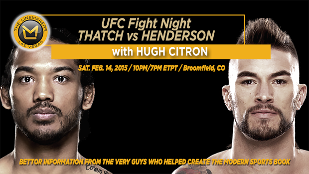 UFC Fight Night Henderson vs. Thatch