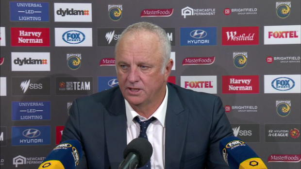 Sydney FC Rd14 press conference