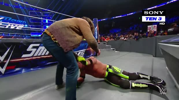 The new Daniel Bryan decimates AJ Styles: SmackDown LIVE, 4 December, 2018