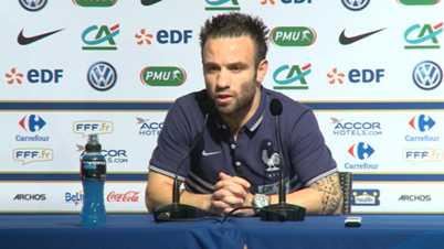 """Valbuena : """"Je m'adapte à mon poste"""""""
