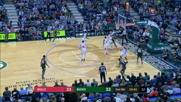 GAME RECAP: Bulls 115, Bucks 109