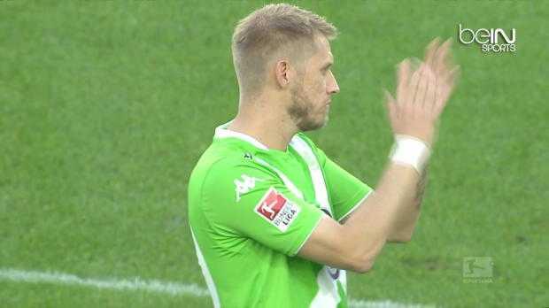 Bundes : Wolfsbourg 2-1 Werder Brême