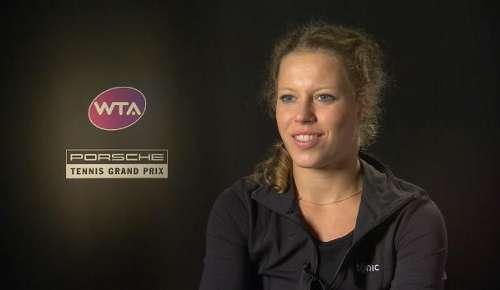 Siegemund Interview: WTA Stuttgart 2R