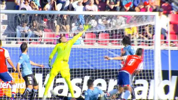 Copa America: Paraguay dank Barrios weiter