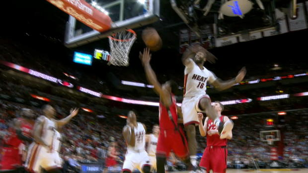 Block of the Night - James Johnson