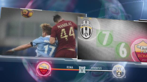 El partidazo - Roma vs Juventus