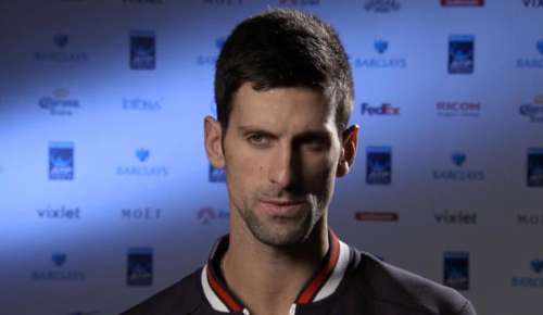Djokovic Interview: ATP London SF