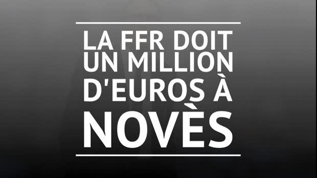 XV de France - La FFR doit un million d'euros à Novès