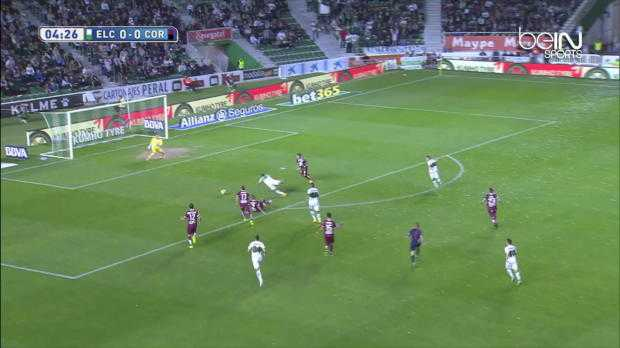 Liga : Elche 2-2 Cordoba