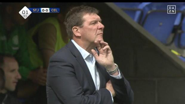 SPFL: St. Johnstone - Celtic FC