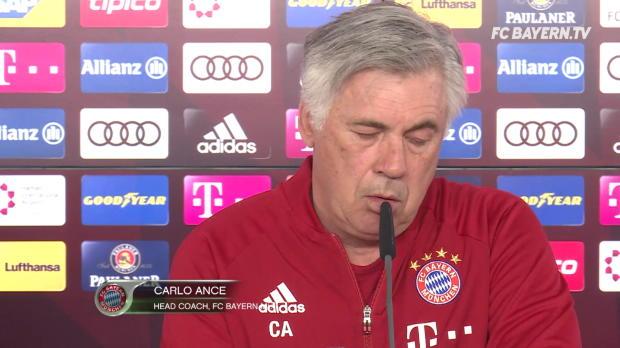 """Ancelotti: """"Große Fehler"""" des Schiedsrichters"""