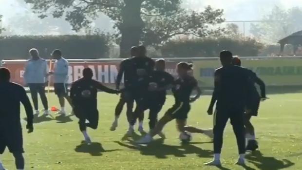 Neymar demütigt Mannschaftskollegen