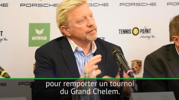 : US Open - Becker - 'Federer sera favori sur le papier'
