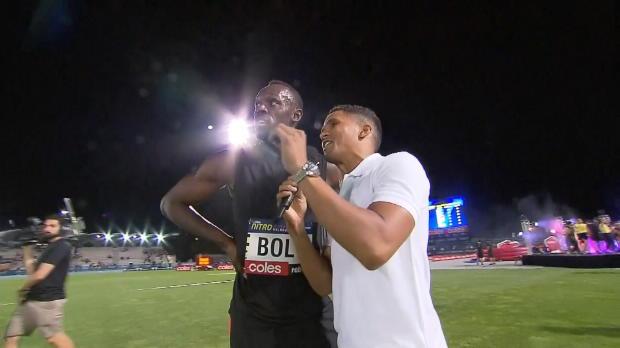 Bolt All Stars siegen dank Aussie-Drama