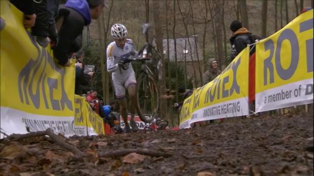 Cyclocross: Walsleben in Namur auf dem Podest