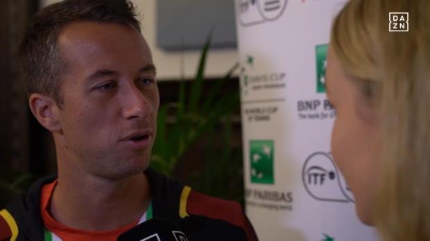 Davis Cup: Kohlschreiber heiß auf Nadal