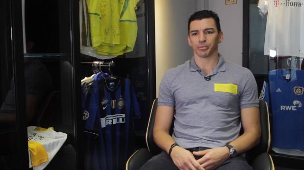 """Serie A: Lucio: Inter vs. Juve """"besser als Mailand-Derby"""""""