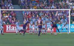 There was a training ground special, whilst Sydney FC passed Adelaide off the park. Who scored the best goal during the last week?