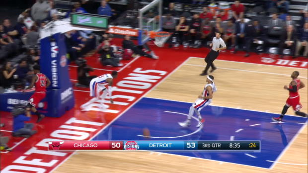 Steal of the Night - Kentavious Caldwell-Pope