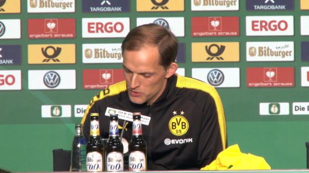 """Tuchel nach Sieg: """"Fühle mich wie Flasche leer"""""""