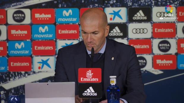 Zidane über Ronaldos Elfmeter-Geste erfreut
