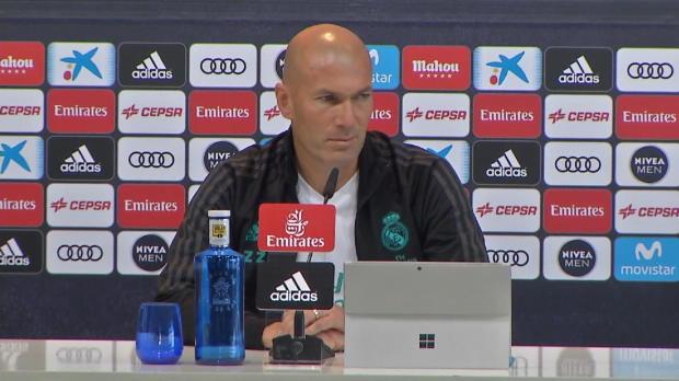 Neymar zu Real? Das sagt Zidane