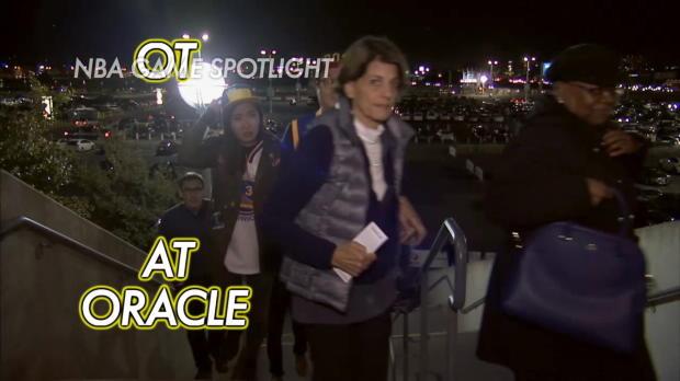NBA Game Spotlight: 2 OT At Oracle