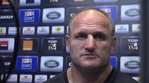 """Rugby : Top 14 - Finale : Servat : """"Une saison exceptionnelle"""""""