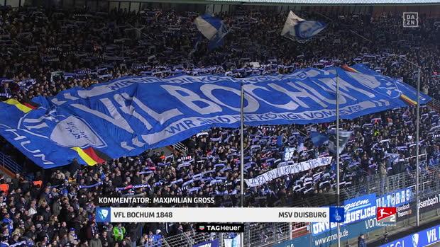 2. Bundesliga: VfL Bochum 1848 - MSV Duisburg | DAZN Highlights
