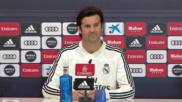 Solari stärkt schwächelndem Bale den Rücken