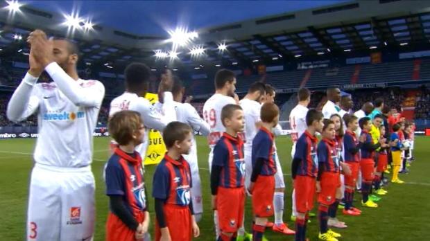 كرة قدم: الدوري الفرنسي: كاين 1-0 نانسي