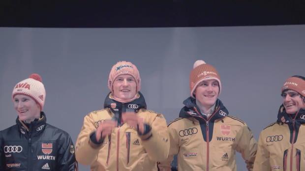 Skispringen: Der Auftakt in Oberstdorf