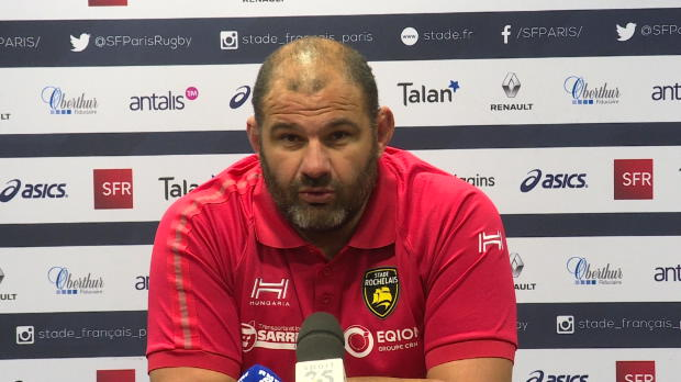 Top 14 - 7e j. : Collazo : 'On part de trop loin'