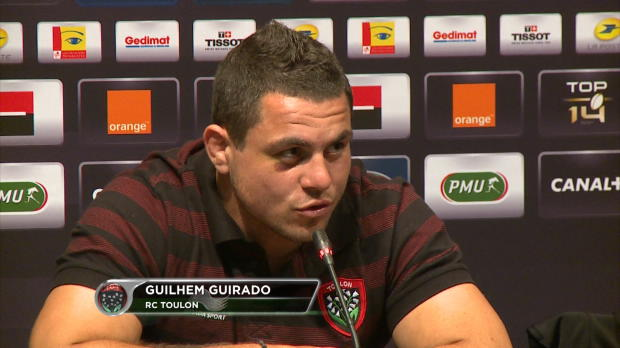 Top 14 - Finale : Guirado : 'Heureux d'affronter Dimitri'