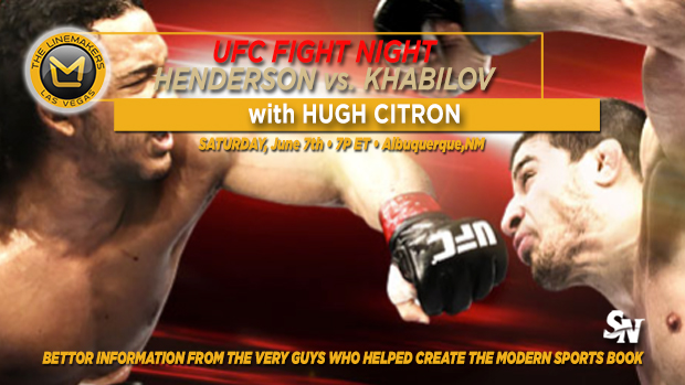 UFC Fight Night: Henderson vs. Khabilov