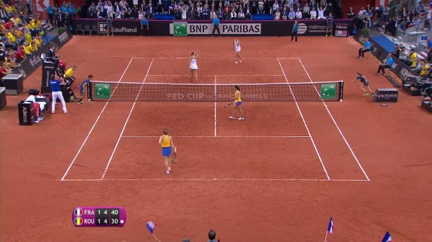 Fed Cup - La paire Garcia/Mladenovic envoie les Bleues en finale !
