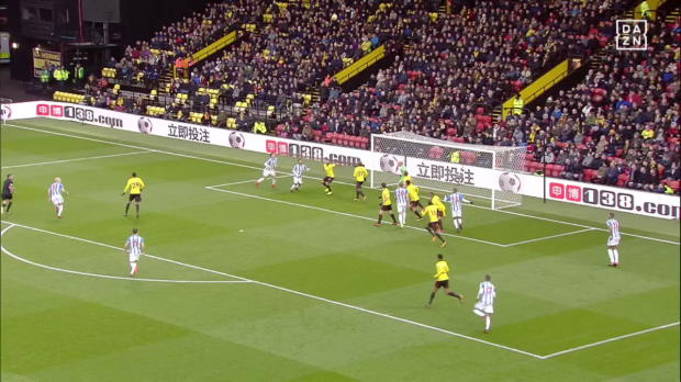 Watford - Huddersfield