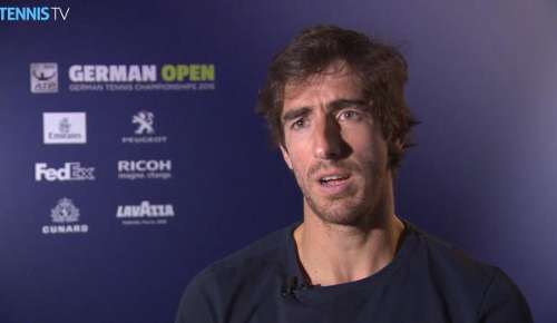 Cuevas Interview: ATP Hamburg 2R