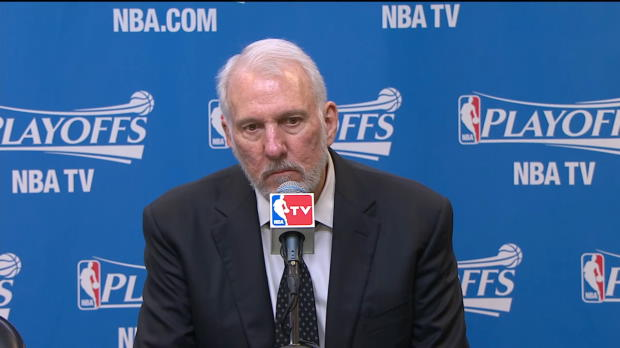Spurs on Game 3 Victory
