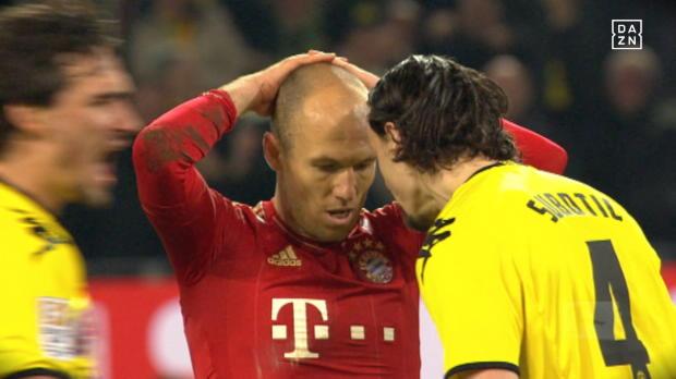 Bayern vs. Dortmund: Die größten Aufreger
