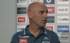 Melbourne Victory coach Kevin Muscat wants his more experienced players to stand up against Brisbane Roar.