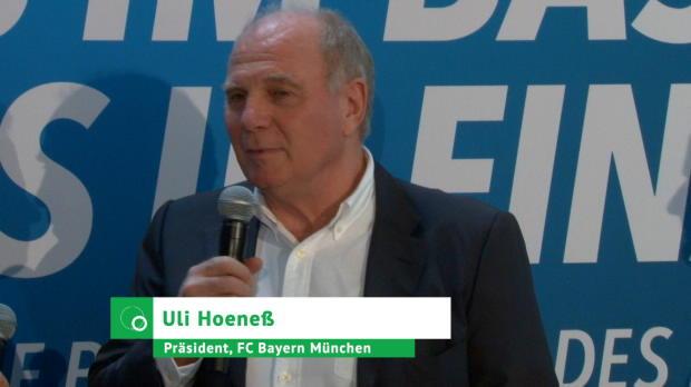 Hoeneß: FCB-Basketball muss sich selbst tragen