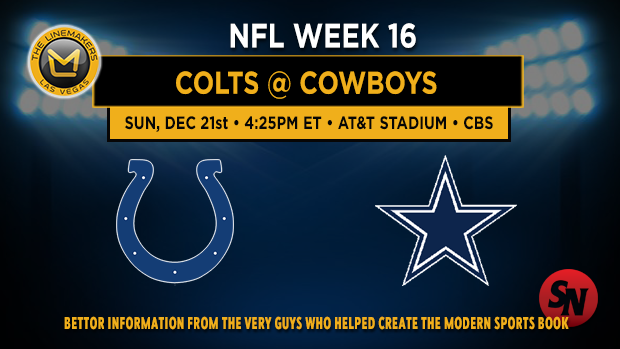 Indianapolis Colts @ Dallas Cowboys