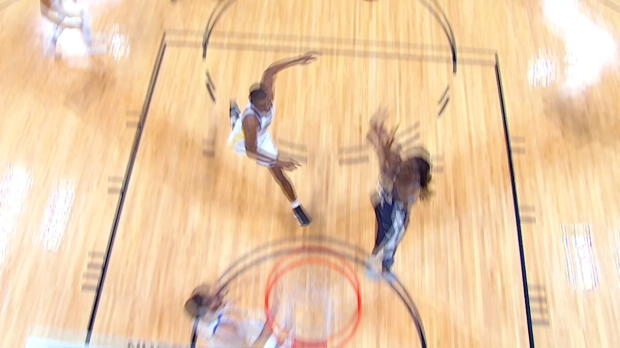 Dunk Of The Night: Kenneth Faried