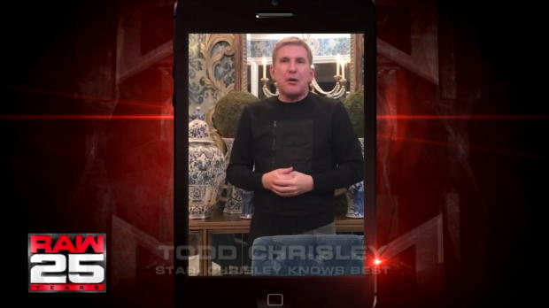 Todd Chrisley speaks on how Raw has changed Monday nights forever ahead of Raw 25