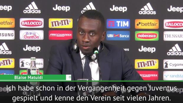 """Matuidi erklärt: """"Juve fühlt sich natürlich an"""""""