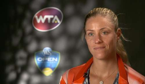 Kerber Interview: WTA Cincinnati Final