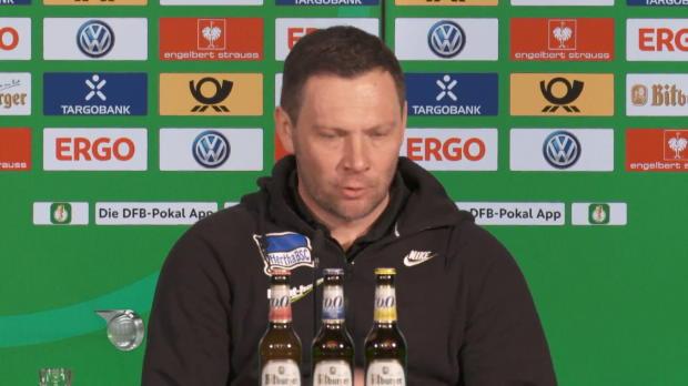 """Dardai zu Pokal-Fight: """"Knapp aber verdient"""""""