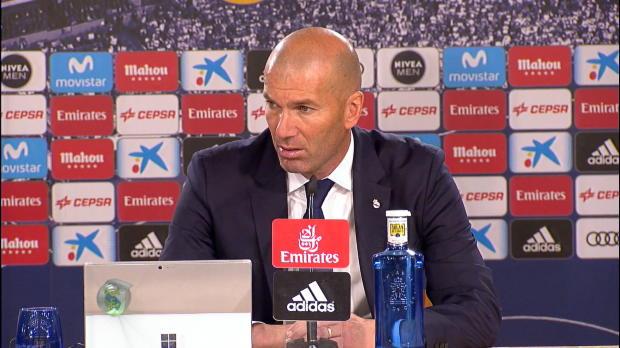 "Zidane: Barcelona hat ""uns richtig weh getan"""