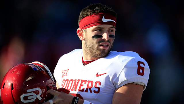 Ian Rapoport: Baker Mayfield's measurements will be distributed to teams Wednesday morning